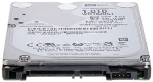 "HDD WD10JUCT 1TB 2,5"" 5400 16MB"