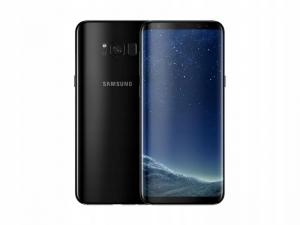Samsung Galaxy S8 Midnight Black / czarny - G950F