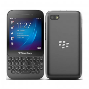 Smartfon BlackBerry Q5 czarny 8 GB