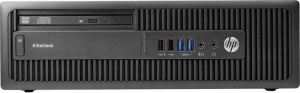 hp ELITEDESK 800 G2 SFF i5-6500/4GB RAM/500HDD/DVDRW/10EE